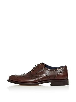 Farrutx Zapatos  Picados (Marrón Oscuro)
