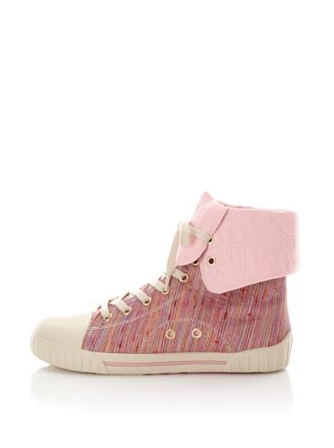 Gola Women's Daze High-Top Sneaker (Pink)