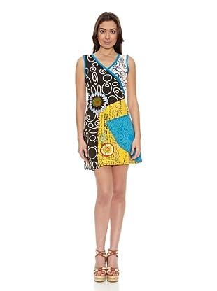 Sándalo Vestido Fragola (Multicolor)