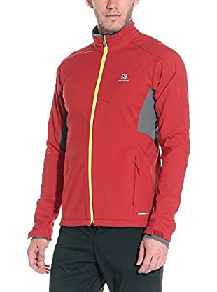 Salomon Giacca Tecnica Active Softshell M