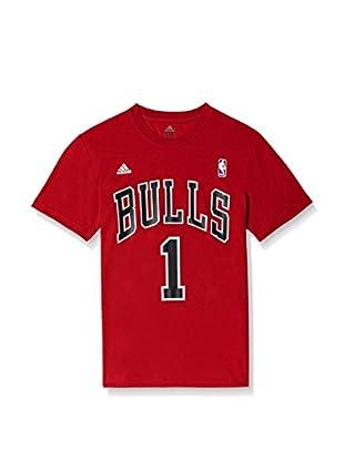 adidas Camiseta Manga Corta Chicago Bulls Gametime