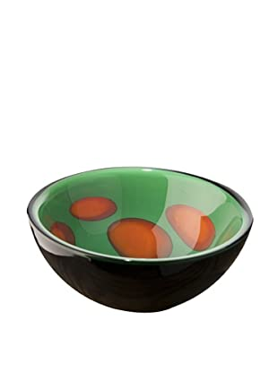 FusionZ Baronek Bowl (Black/Orange/Green)