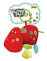 Winfun Hippo Musical Vibrator, Multi Color