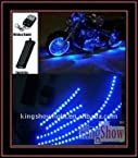 Car / Bike LED Strip Light Blue 90 Cm- 54 LED