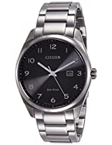 Citizen Analog Black Dial Men's Watch - BM7320-87E