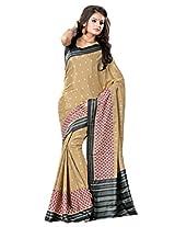 Kanheyas Printed Art Silk Saree