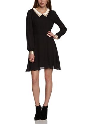 Sugarhill Boutique Vestido  Rosetta (Negro)