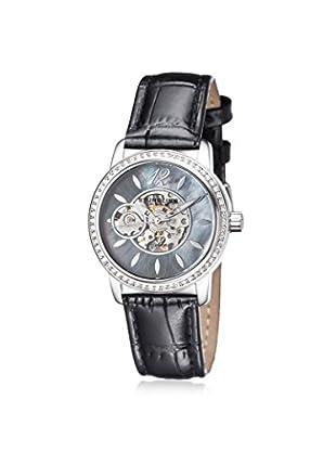 Stührling Women's Delphi 856 Legacy Black/Blue Watch