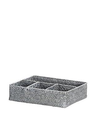 Lene Bjerre Kamilla Basket Model 1, Antique Light Cement