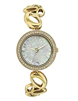 Titan Raga Analog Mother of Pearl Dial Women's Watch- 2539YM01