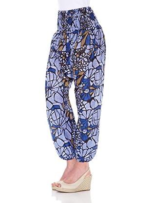 Candora Pantalón Donna (Azul)