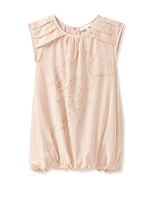 Pale Cloud Girl's Amalie Dress (Pale Pink)