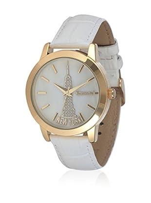 Metropolitan Reloj de cuarzo  Blanco 36.5 mm
