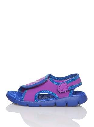Nike Chanclas Sunray Adjust 4 (Td) (Morado)