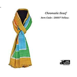 Indisplash Fashion Chromatic Scarf