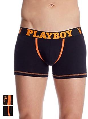 Playboy Pack X 2 Bóxers Cintura