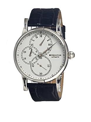 Heritor Automatic Uhr Thomson Herhr1101 schwarz 46  mm