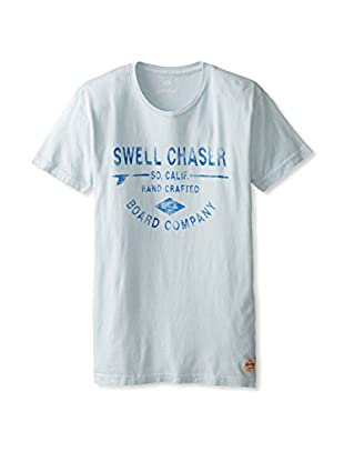 Sportique Men's Swell Chaser Crew Neck T-Shirt