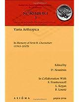 Varia Aethiopica In Memory of Sevir B. Chernetsov (1943-2005): Revue De Patrologie, D'hagiographie Critique Et D'histoire Ecclesiastique (Scrinium: ... Critique Et D'histoire Ecclésiastique)