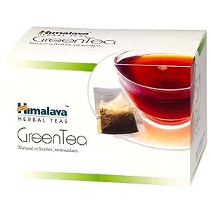 Himalaya Herbals GreenTea - 10 Sachets