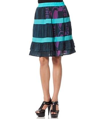 Custo Falda May (Azul)