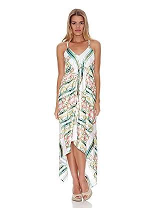 Lavand Kleid (mehrfarbig)