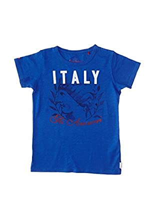 Pepe Jeans Camiseta Manga Corta Italy Junior
