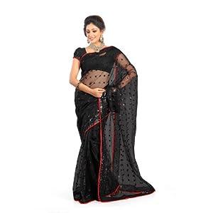 Katrina Kaif Designer Net Bollywood Style Saree - K1