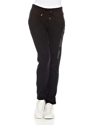 US Polo Assn Pantalón Lavinia (Negro)