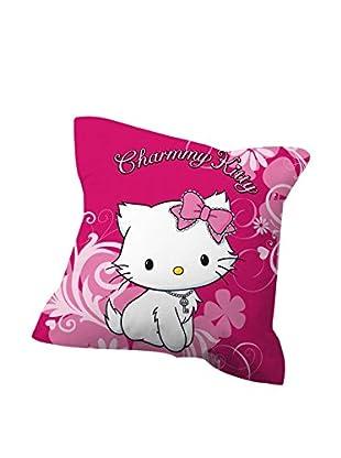 Euromoda Licencias Funda De Cojín Charmmy Kitty Cat