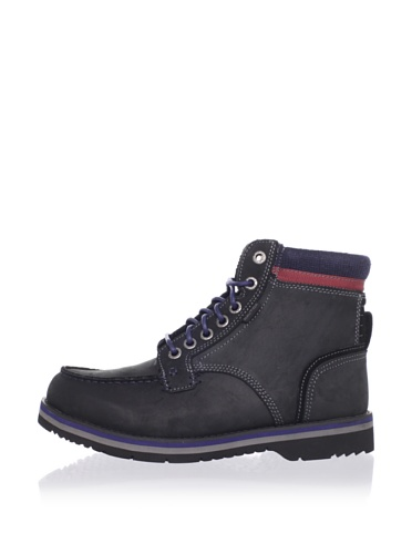 Nautica Men's Rich Boot (Black)
