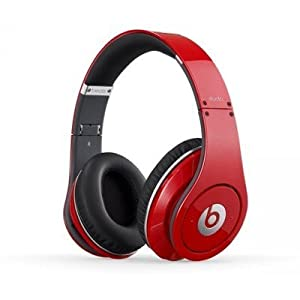 OEM Solo Wired Headphones (Red) [Electronics]