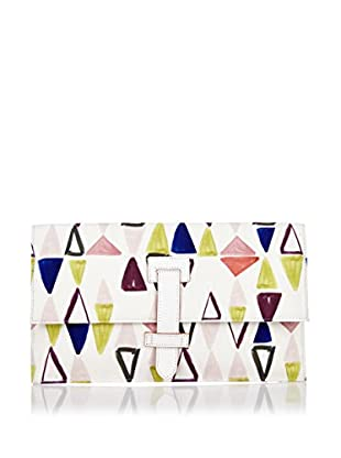 Front Row Society Clutch Small Triomy (mehrfarbig)