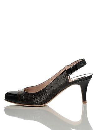 Furla Zapatos Salón Laila (Negro)