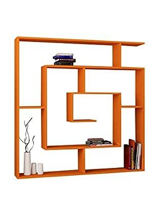 Best seller living Librería Labirent Naranja