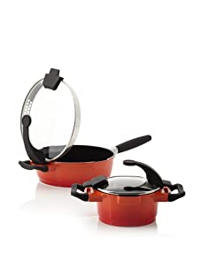 BergHOFF Virgo 4-Piece Cookware Set