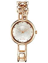Titan Raga Analog Mother Of Pearl Dial Women's Watch - 9975WM01
