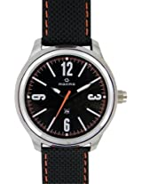 Maxima Analog Black Dial Men's Watch - 24062LMGI