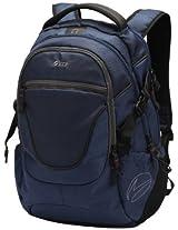 VIP i5 Polyester Blue Laptop Bag(LPBI05RPBLU)
