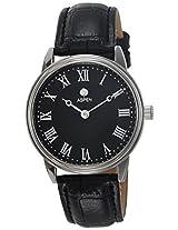 Aspen Analog Black Dial Men's Watch - AM0072