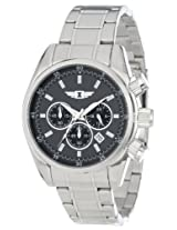 I by Invicta Watches, Men's Chronograph Black Dial Stainless Steel, Model 89083-002