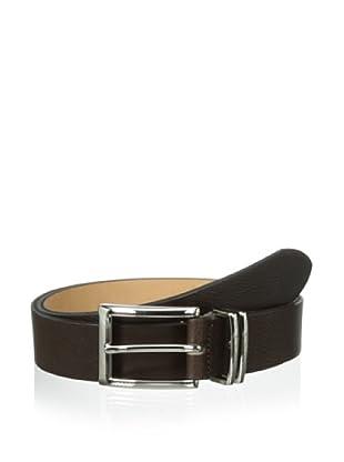 The British Belt Company Men's Owston Belt (Brown)