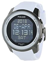Pulsar Men's PQ2015 Classic Digital Watch