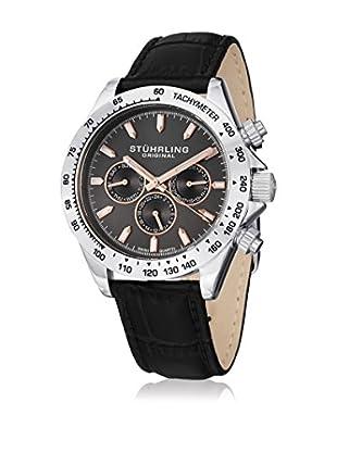 STÜHRLING Uhr mit schweizer Quarzuhrwerk Man Triumph Classic 564L.01 Schwarz