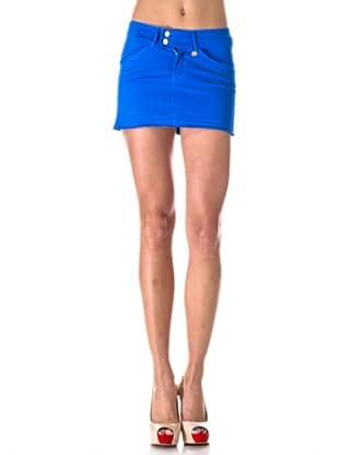 Phard Falda Gillian (Azul)