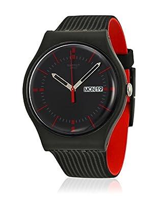 Swatch Reloj de cuarzo Unisex Gaet  41 mm
