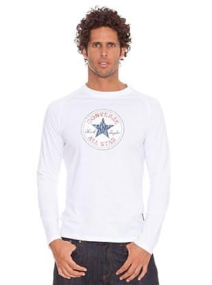 Converse Camiseta T-Lust (Blanco)