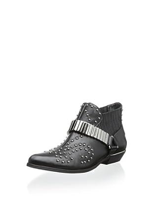 Schutz Women's Anja Ankle Boot (Preto)