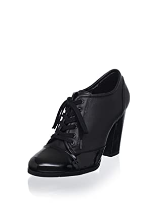 Kelsi Dagger Women's Zanti Lace-Up Bootie (Black)