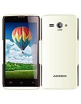 Adcom A50 with freebie Back Cover & Screen Guard White